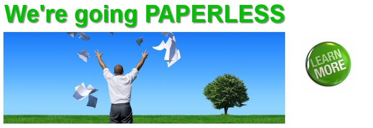 Paperless Invoicing